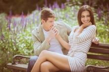 6 วิธี ที่จะทำให้ผู้ชายหลงรักคุณหัวปักหัวปำ