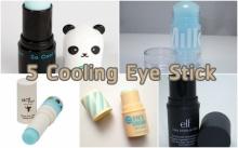 5 Cooling Eye Stick ลดถุงใต้ตาเติมความชุ่มชื้น