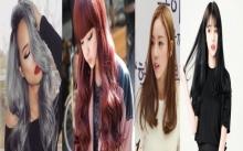 สีผมที่เหมาะสำหรับสาวเอเชียโดยเฉพาะ