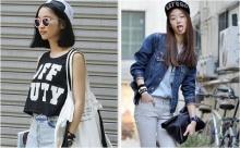 10 แฟชั่นสตรีทสไตล์สาว เกาหลี Korean Style