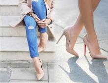 รองเท้าสีนู้ดที่สาว ๆ ต้องมีเก็บไว้กันตาย รับรองรอดทุกงาน!!!