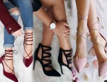 ปังเวอร์ !!! แฟชั่นรองเท้าส้นสูง 2016 ที่สาว ๆ ควรมีไว้ติดตู้