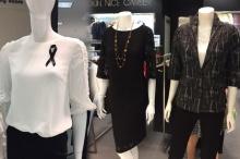 เสื้อผ้าชุดขาวดำสวยๆที่เดอะมอล