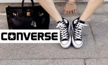 รวมสไตล์การแต่งตัวกับรองเท้าผ้าใบ 'Converse' คู่ใจใส่อะไรก็สวย