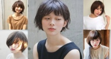 น่ารักใสๆ ฉบับสาวตัวเล็ก รวมทรงผมสั้น!! สไตล์สาวญี่ปุ่น