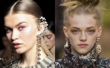 พาส่องเมคอัพลุคสุดปัง runway fashion week แต่งตามได้ง่ายๆ