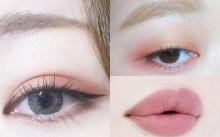 เทคนิคแต่งตาสีส้มชมพูวิ้งฉ่ำๆ สวยหรูรอดทุกงาน!