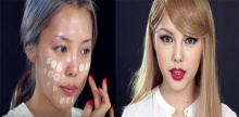 โอว้มายกอตต!! Make-Up เกาหลี เปลี่ยนสาวเอเชียให้เป็นเทเลอร์ สวิฟต์ [ชมคลิป]